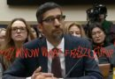 "Google CEO Asked About Hillary Clinton ""Frazzledrip"" Video By Lawmakers"