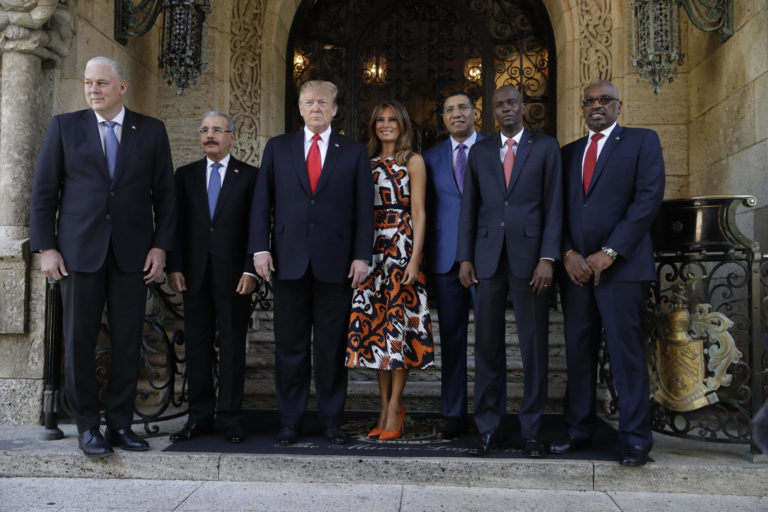 Caribbean Edition: Mar-a-Lago Where Deals Happen