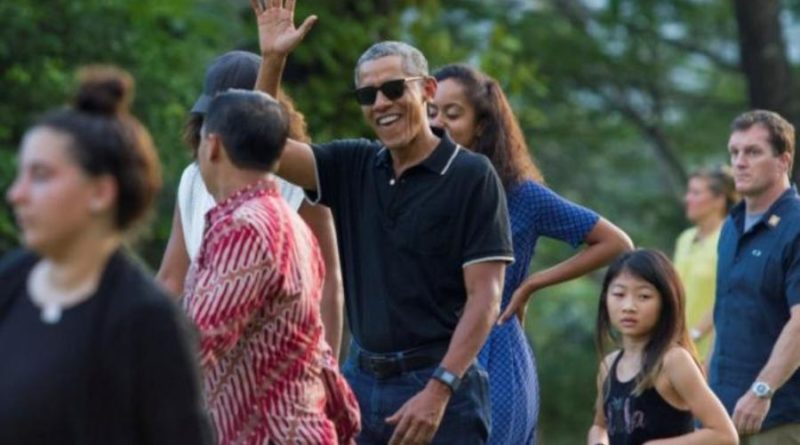 OBAMA: Week Long Family Vacation in Avignon Business or Pleasure?