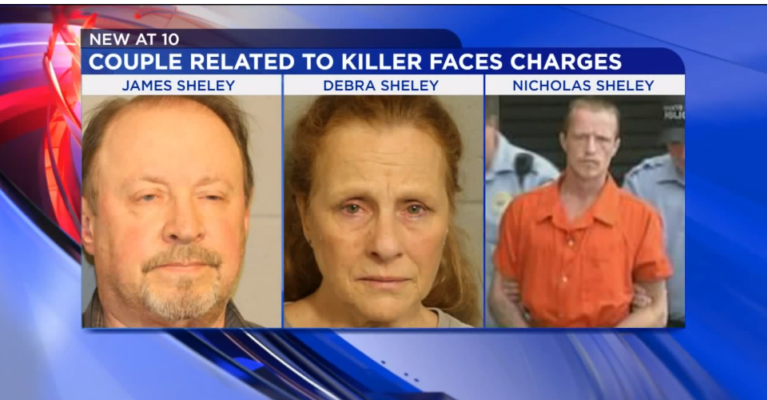 Parents Of Man Convicted Of Bi-State Murder Spree Arrested On Child Sexual Assault Charges